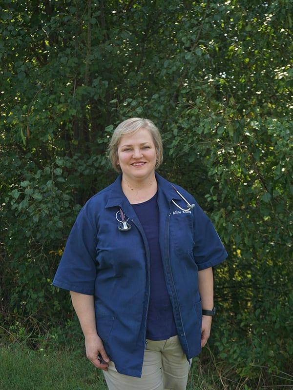 Dr. Aline Kemp